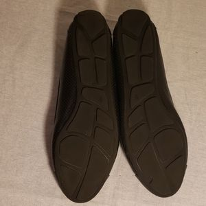 Life Stride Shoes - Comfortable black Flats